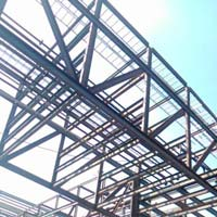 Metal Structure Fabrication And Erection