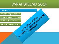 DVNA Hotel Management Software