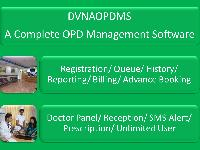 DVNA OPD Management Software