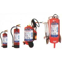 Dry Chemical Powder Cartridge Type Fire Extinguisher