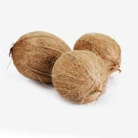 Fresh Husked Coconuts