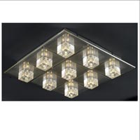 Crystal Light Pendant Lamp