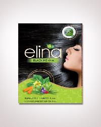 Elina Black Henna