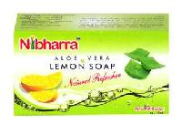 Nibharra Aloe Vera Lemon Soap