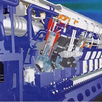 Sulzer Engine Spares