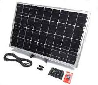 Solar Batteries Charger