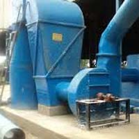 Frp Air Pollution Control System
