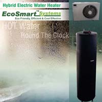 Hybrid Electric Water Heater