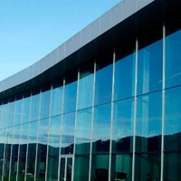 Curtain Wall Glazing Service