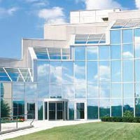 Structural Glazing System Installation