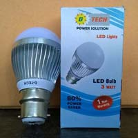 Led Bulb (ac 3 Watt)