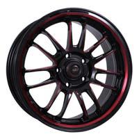 16'' 113x5 Bkvrur Automotive Wheels