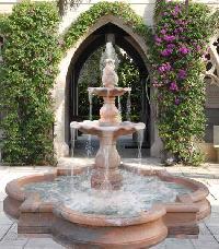 water garden fountains