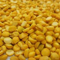 Polished Chana Dal