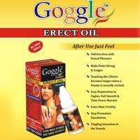 Goggle Erect Oil