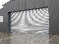 Mild Steel Shutter