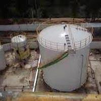 Heavy Storage Fuel Tank Fabrication