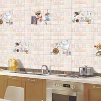 Building Materials Smart Glossy Kitchen Tiles