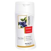 Krishkare Herbal Face Wash Wild Berries