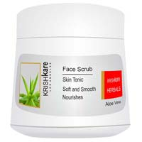 Aloe Vera Herbal Face Scrub