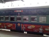 Indian Railways Branding Services