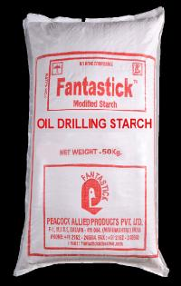 oil well drilling starch