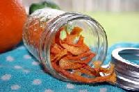 Sun Dried Orange Peel