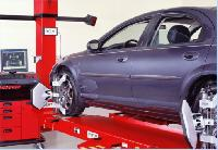 wheel alignment system