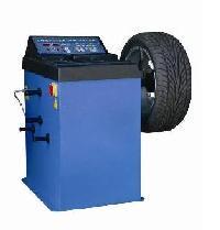 Wheel Balancing Machine