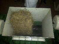 Paddy Straw Shredder