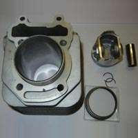 Bajaj Three Wheeler Cylinder Block Piston Kit