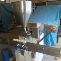 Automatic Two Head Cream Filling Machine
