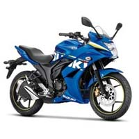 Suzuki Gixxer Sf Bike