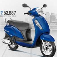 Suzuki Two Wheeler