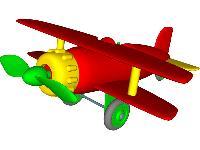 Toys Airplane