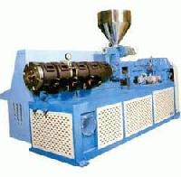 plastic pvc pipe machine