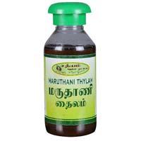 Henna Hair Oil