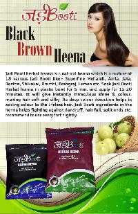 Herbal Hair Black Color Powder