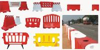 Plastic Crash Barriers