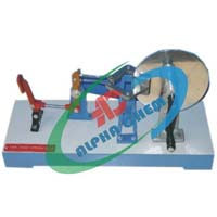 Mechanical Disc Brake Working Model