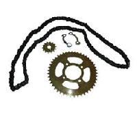 Two Wheeler Chain Sprockets Kits