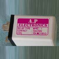 15 Amps Relays Single 1/c0 Relays