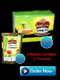 Herbal Instant Lemon Tea Premix