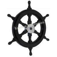 Black Ship Wheel 18