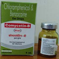 Comycetin-b Ear Drops