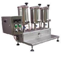 Oil Batching Machine