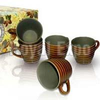 tea cup set   manufacturers suppliers amp exporters in india