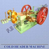 Automatic Header Machine