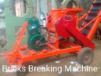 Brick Blasting Machine