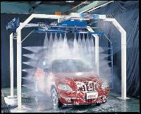 Exterior Car Wash Machine